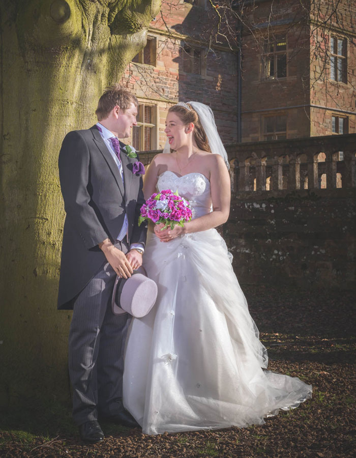 Lincolnshire based Wedding Photographer